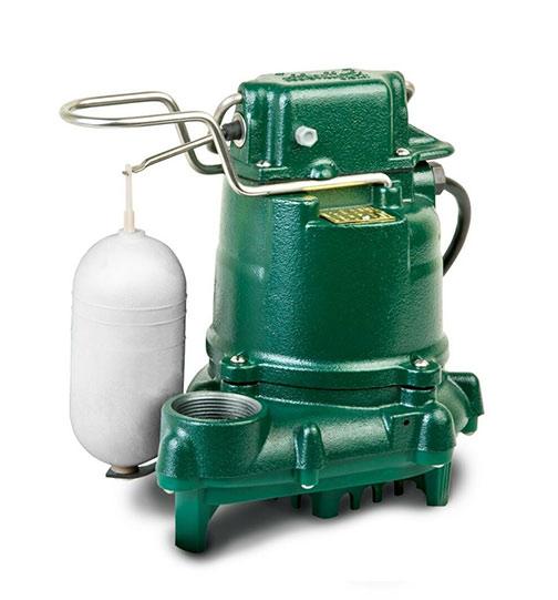 zoeller M57 submersible sump pump
