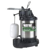 WAYNE 3/4 HP  Sump Pump – CDU980E  Review