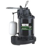 WAYNE 1/3 HP Sump Pump – CDU790  Review