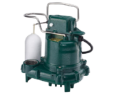 Zoeller M53 Sump Pump-Mighty-Mate Submersible