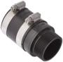 Zoeller 30-0238 Inline Check Valve, Small, White